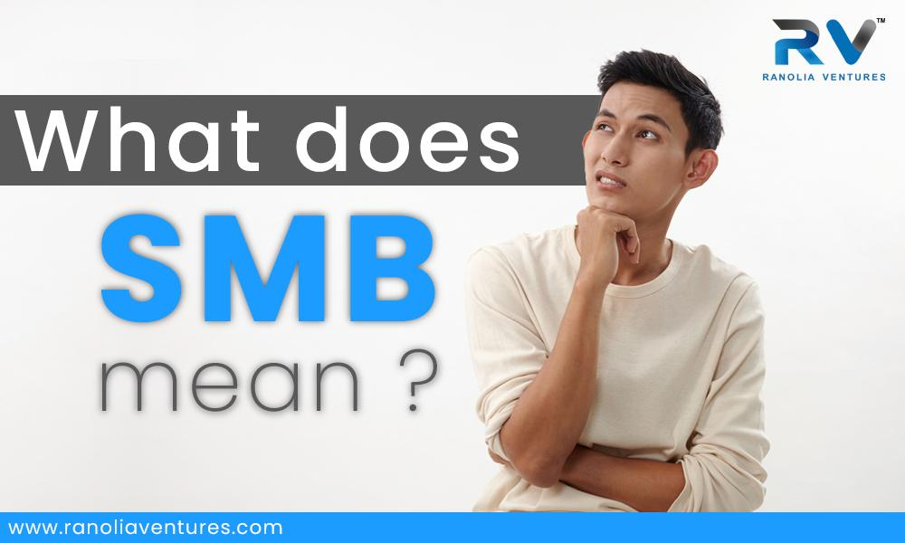 what does smb mean