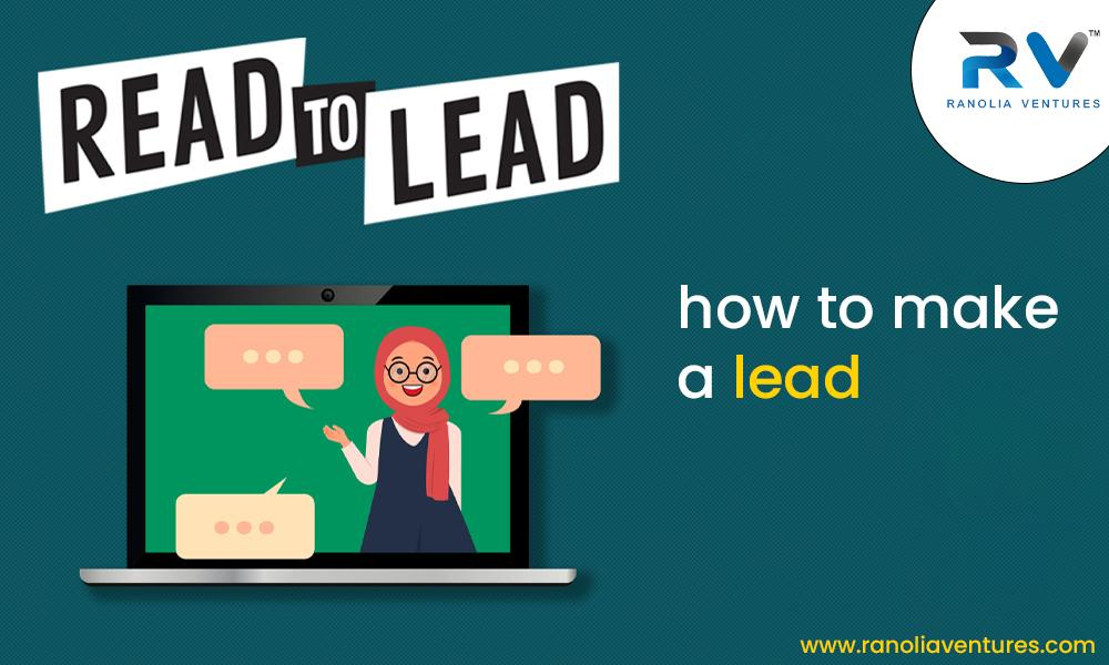 How to make a lead